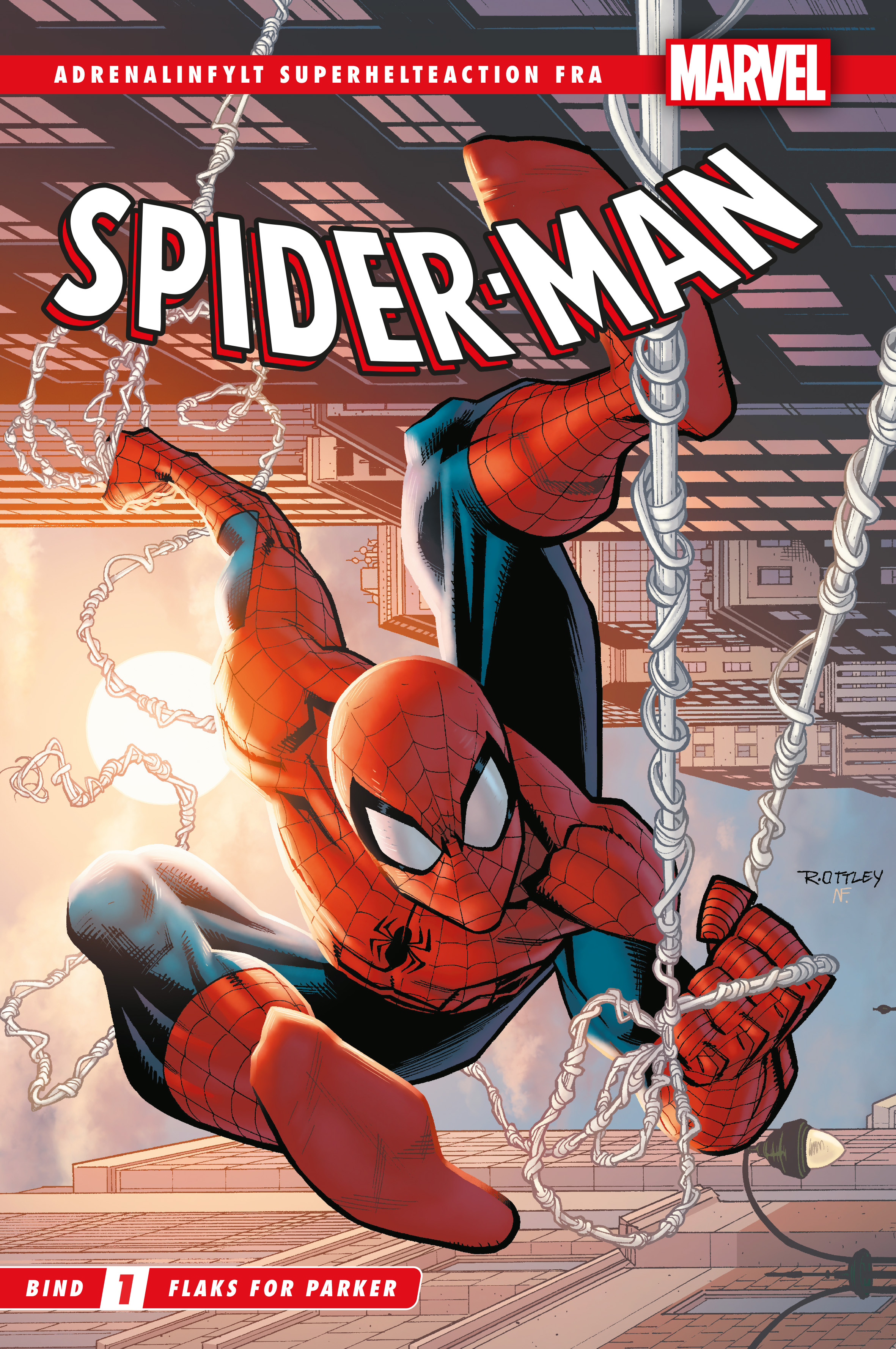 Spider-Man. Volume 1, Flaks for Parker